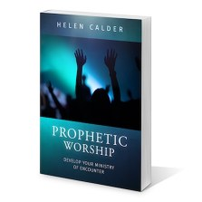 Prophetic Worship Book Cover