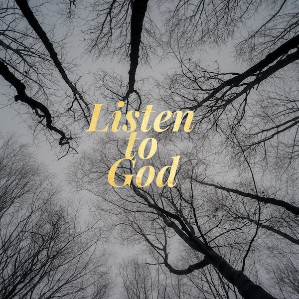 how to receive a word from god