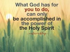 Prophetic Word, Mowed Down by God