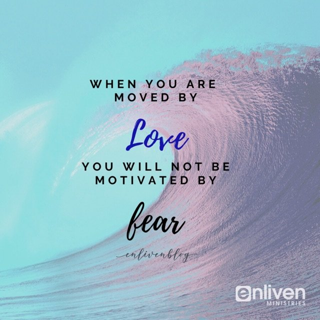 God's Antidote to Fear