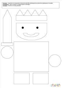 Le tout petit roi coloriages et coloriages magiques mc en maternelle - Coloriage tout petit ...
