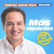 Campaña Gabriel Jaime Rico Alcalde 2016-2019