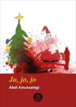 Cubierta de Jo, jo, jo (Book haul de noviembre 2017)