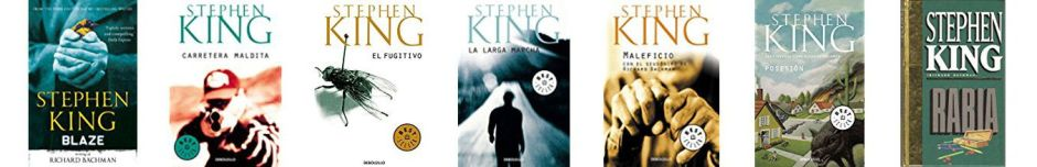 Reseña de La larga marcha: novelas de Richard Bachman