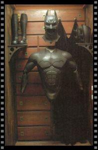 Cómo vestir a tu héroe: armadura de Batman