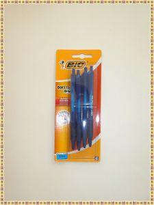 Productos de papelería a buen precio en Bratislava: Set de 4 bolígrafos azules