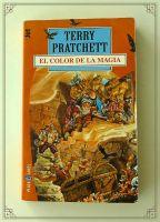 Book Tag de los planetas literarios: El color de la magia