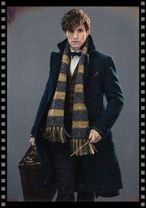 Cómo vestir a tu héroe: Newt con su maleta