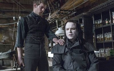Reseña de Frankenstein o el moderno Prometeo: Víctor Frankenstein y su criatura