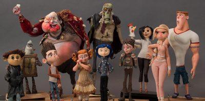 Reseña de Coraline (novela gráfica): película de animación