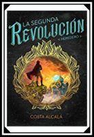Book tag de las criaturas, seres y mundos fantásticos: La Segunda Revolución: Heredero
