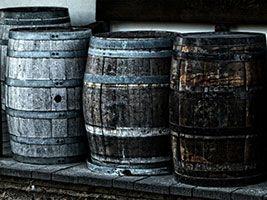 4 acertijos de fantasía: barriles