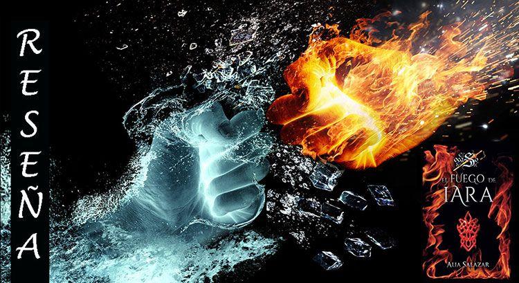 Reseña de El fuego de Iara: imagen principal