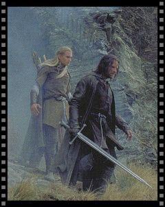 Cómo diseñar tu objeto especial: Aragorn con Andúril