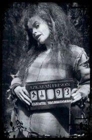Book tag de Halloween: Bellatrix Lestrange