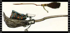 Cómo diseñar tu objeto especial: bocetos de Nimbus 2000