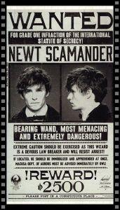 """Cómo diseñar tu objeto especial: cartel de """"Se busca"""" a Newt"""