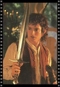 Cómo diseñar tu objeto especial: Frodo con Dardo