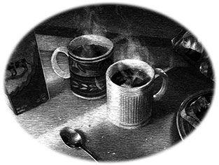 Reseña de Agencia Lockwood: dos tazas de té humeante