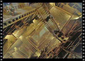 Cómo diseñar tu escenario especial: interior del castillo de Hogwarts