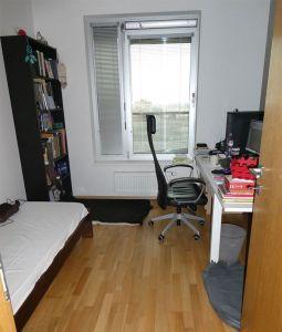 Mi habitación de escribir: vista general