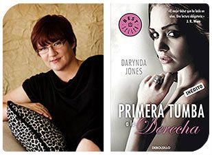 Esta Navidad regala autoras III: Darynda Jones y Primera tumba a la derecha