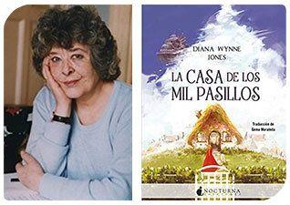 Esta Navidad regala autoras III: Diana Wynne Jones y La casa de los mil pasillos