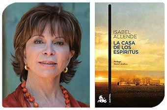 Esta Navidad regala autoras: Isabel Allende y La casa de los espíritus