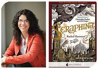 Esta Navidad regala autoras: Rachel Hartman y Seraphina