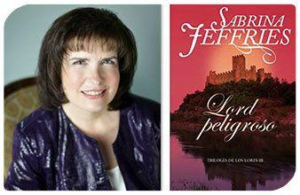 Esta Navidad regala autoras: Sabrina Jeffries y Lord Peligroso