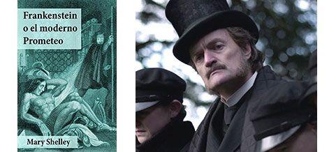 Book tag de despedida del 2018: Alphonse Frankenstein de Frankenstein o el moderno Prometeo