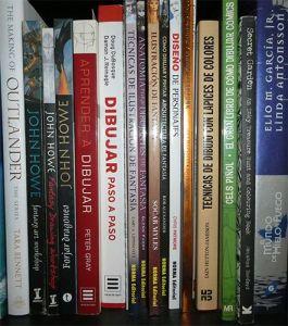 Cambios en el blog... ¡los médicos los odian!: libros de dibujo