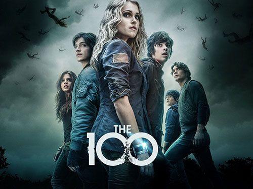 3 series de ciencia ficción recomendadas: The 100