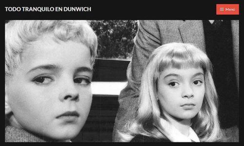 5 pódcast para lectores y escritores: Todo tranquilo en Dunwich