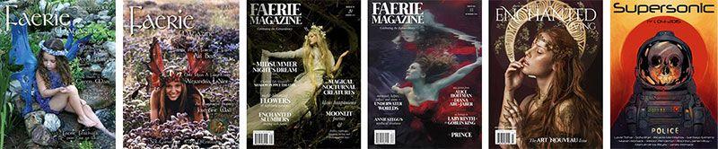 Revistas compradas en mayo y junio