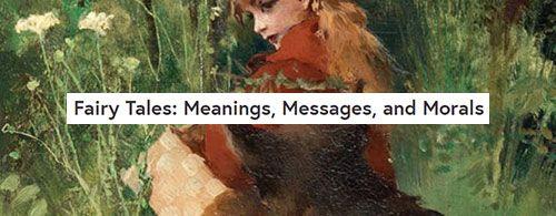 Cursos para escritores y lectores: Fairy Tales