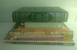 Libros sobre hadas