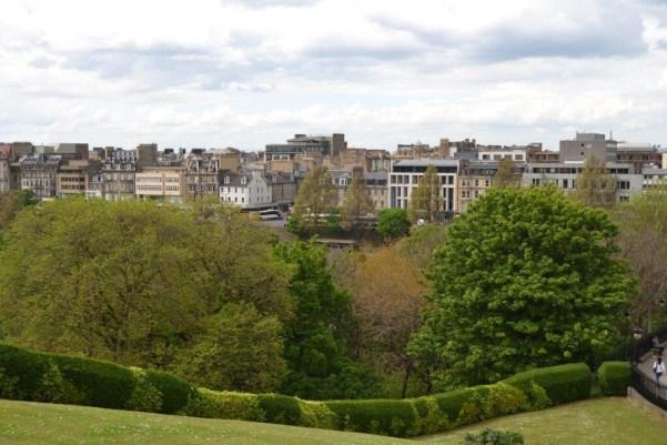 Mes vacances en Ecosse visite Edimbourg