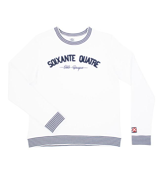 sweat-shirt LA MARQUE 64
