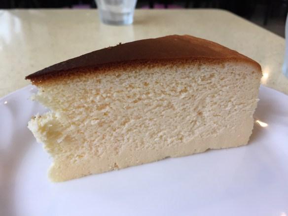 温泉チーズケーキ