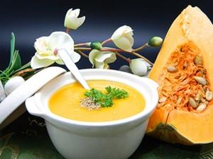 香浓南瓜汤 Pumpkin Soup