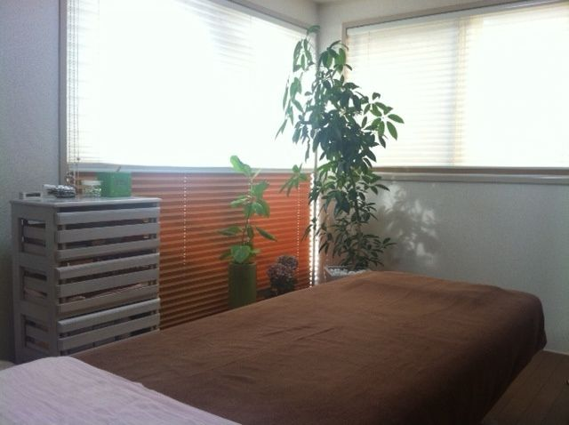 恵比寿・代官山 エンネ鍼灸治療院の施術室