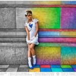Ben Heine Rainbow