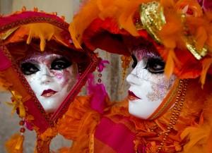 Carnaval de Venise , Italie