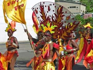 Spice Mas Carnaval , Grenade