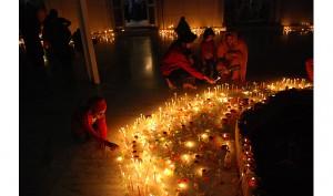 Festival des lumières Diwali