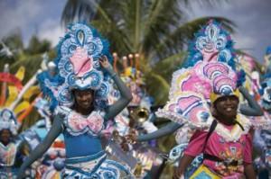 Junkanoo , Nassau , Bahamas