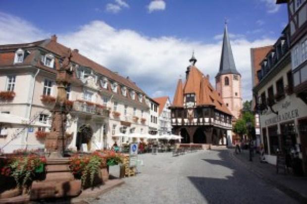 Mairie Michelstadt