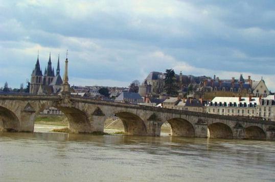 Les charmes de Blois