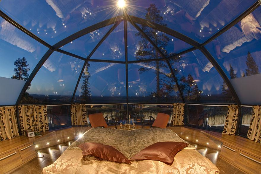 les plus fascinants hôtels  du monde